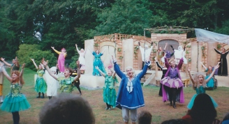 Sleeping Beauty St Fagan's Open Air 2000