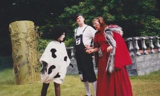 Jack St Fagan's Open Air 2001