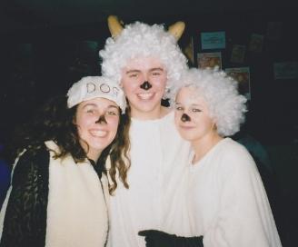 Rameo & Eweliet Edinburgh 2003