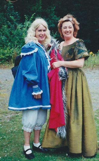 Sleeping Beauty St Fagan's Open Air 2000